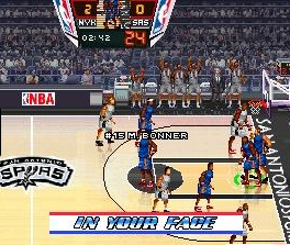 NBA ProBasketball 2010 by (Gameloft) - Pinoy Mobile3DGames